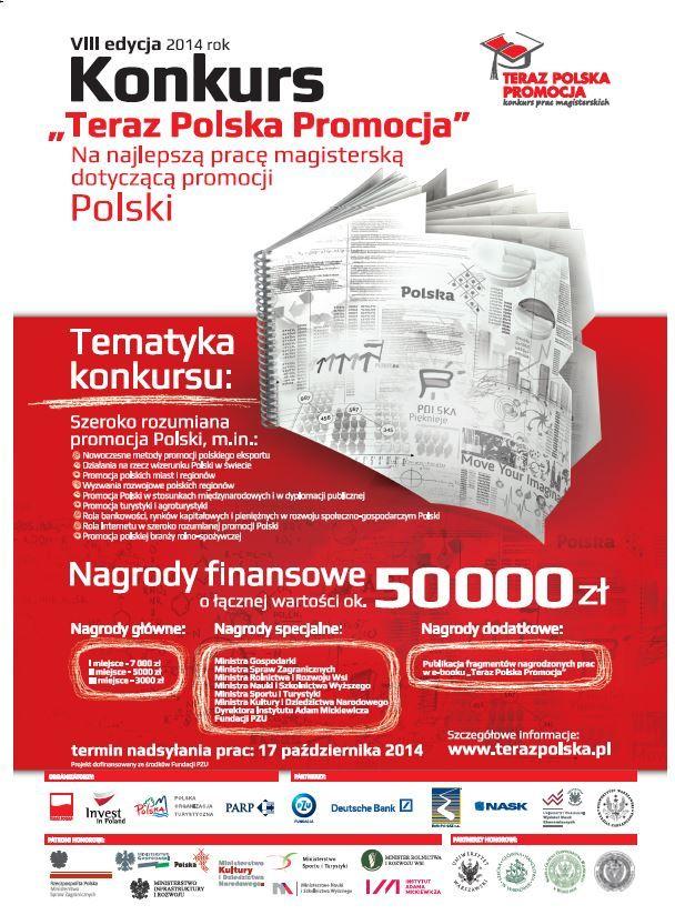 Teraz Polska Promocja - konkurs