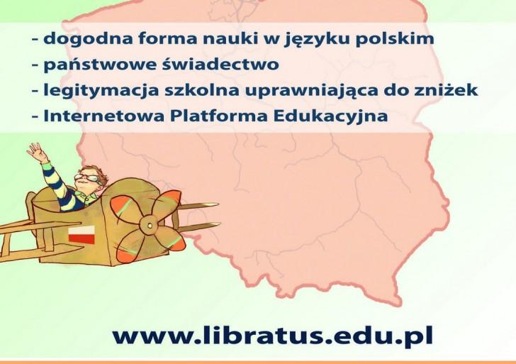 Bezpłatna Polska E-szkoła