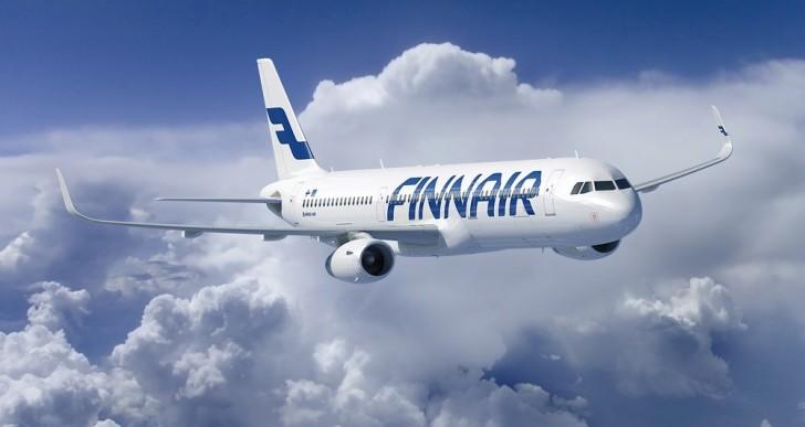 Finnair został uznany za lidera regionu nordyckiego