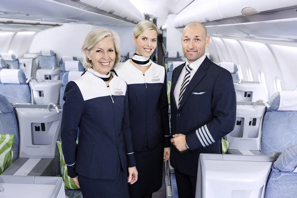 Atrakcyjna praca w Finnair