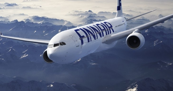Promocja Finnair na loty do Azji