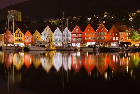 Starówka Bryggen – najbardziej malownicze miejsce w Bergen