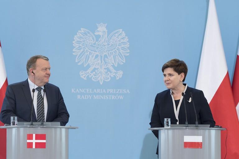 Premier-Danii-w-Polsce