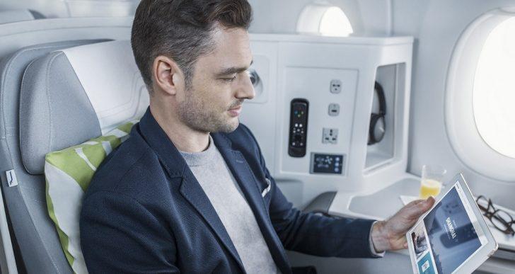 Bezprzewodowy internet w samolotach Finnair