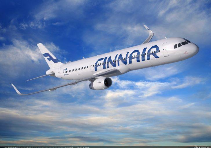 Wi-Fi we flocie samolotów Finnair