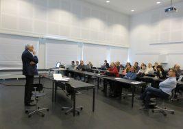Wykład o Galicji dla studentów w Kopenhadze