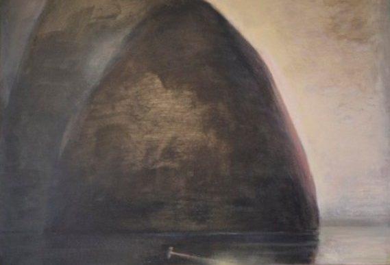 Obrazy Janusza Lewandowskiego w Oslo