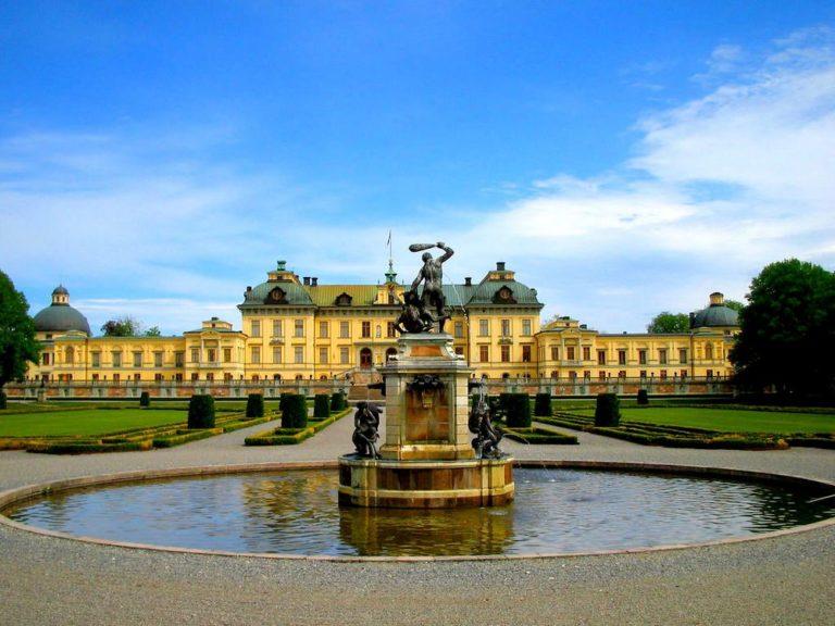 Palac-Drottningholm