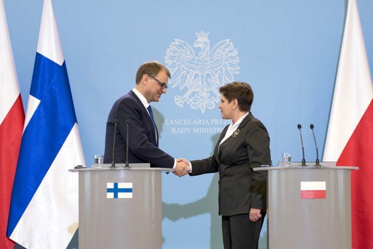 Polsko-finska-wspolpraca