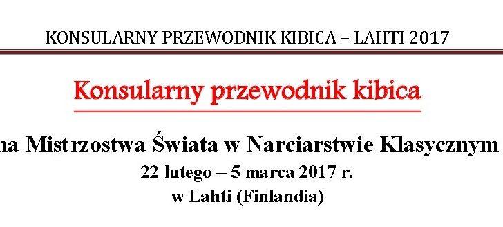 Lahti 2017 – przewodnik kibica