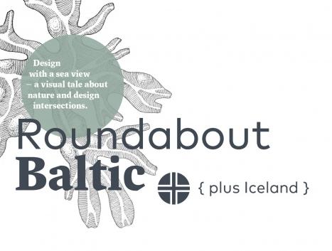 Roundabout Baltic {plus Iceland} – wystawa