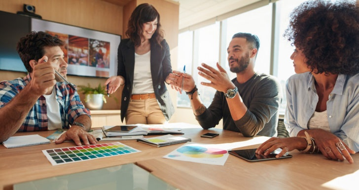 5 błędów, których należy unikać przy projektowaniu ulotek reklamowych
